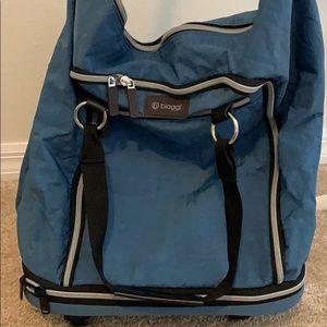 "Handbags - Biaggi Zipsack 20"" Micro - Fold-spinner tote( new)"